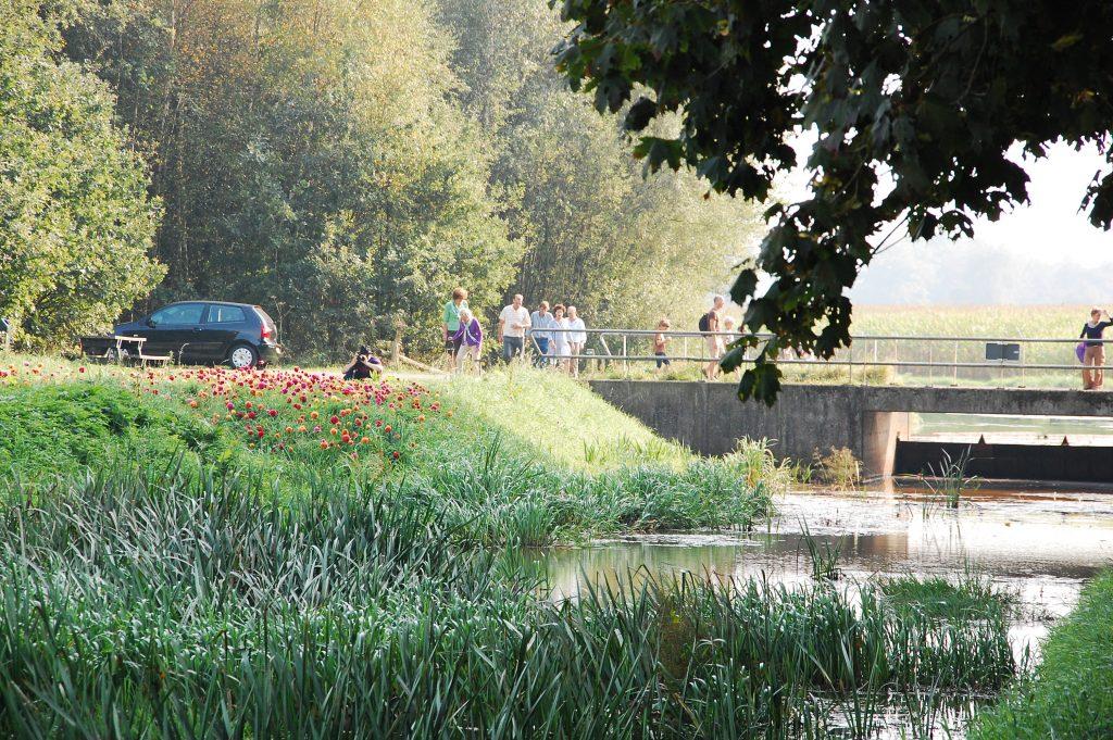 LandArt Diessen 2009_Bezoekers 2_Foto door Heleen van Nistelrooij